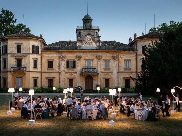 Il matrimonio di Massimo e Eleonora a Rubiera, Reggio Emilia 29