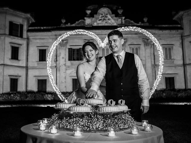 Il matrimonio di Massimo e Eleonora a Rubiera, Reggio Emilia 32