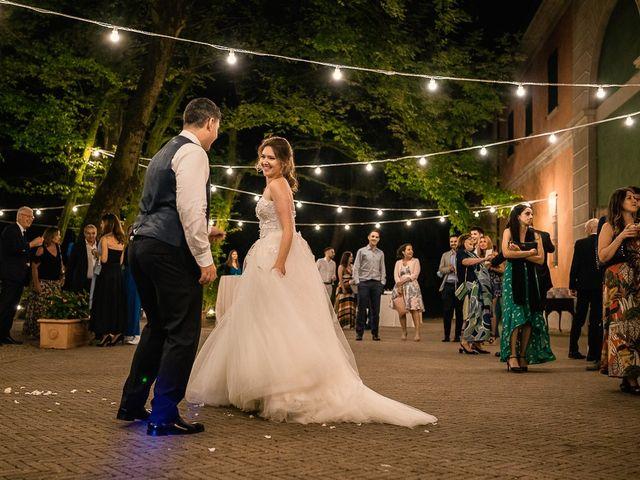 Il matrimonio di Massimo e Eleonora a Rubiera, Reggio Emilia 34