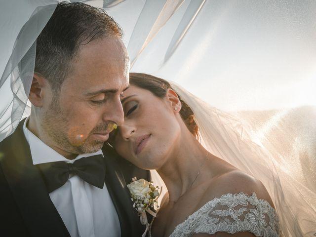 Le nozze di Ilaria e Cristian