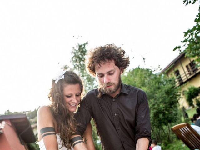 Il matrimonio di Stefano e Alessia a Cumiana, Torino 18