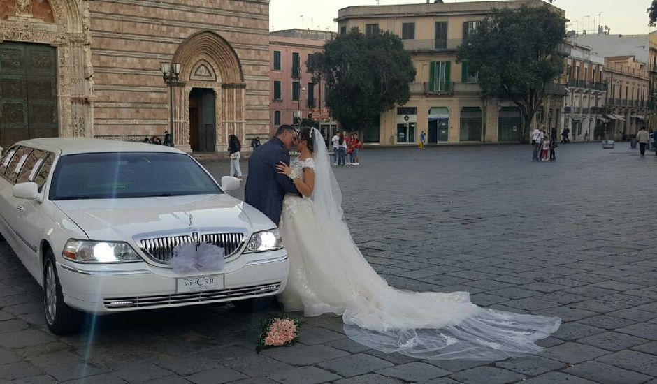 Il matrimonio di Dario e Consuelo a Messina, Messina