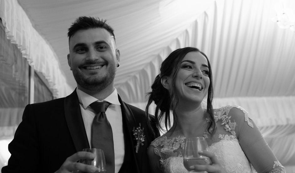 Il matrimonio di Davide e Carmen a Reggio di Calabria, Reggio Calabria