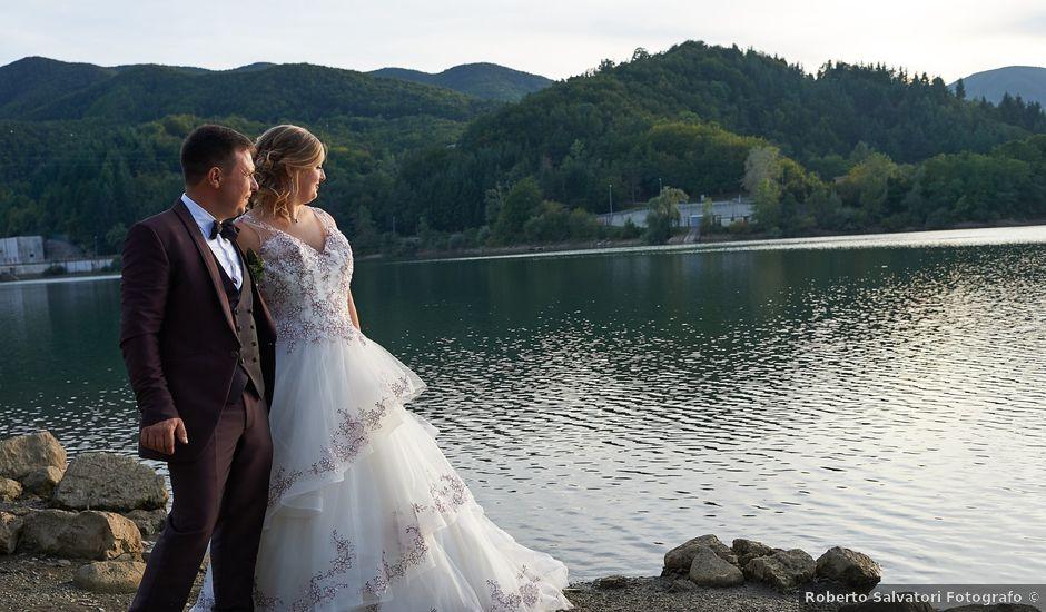 Il matrimonio di Daniele e Carlotta a Camugnano, Bologna