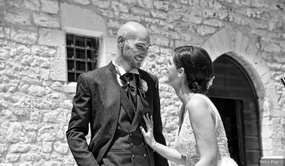 Il matrimonio di Alessandro e Arianna a Gualdo Tadino, Perugia