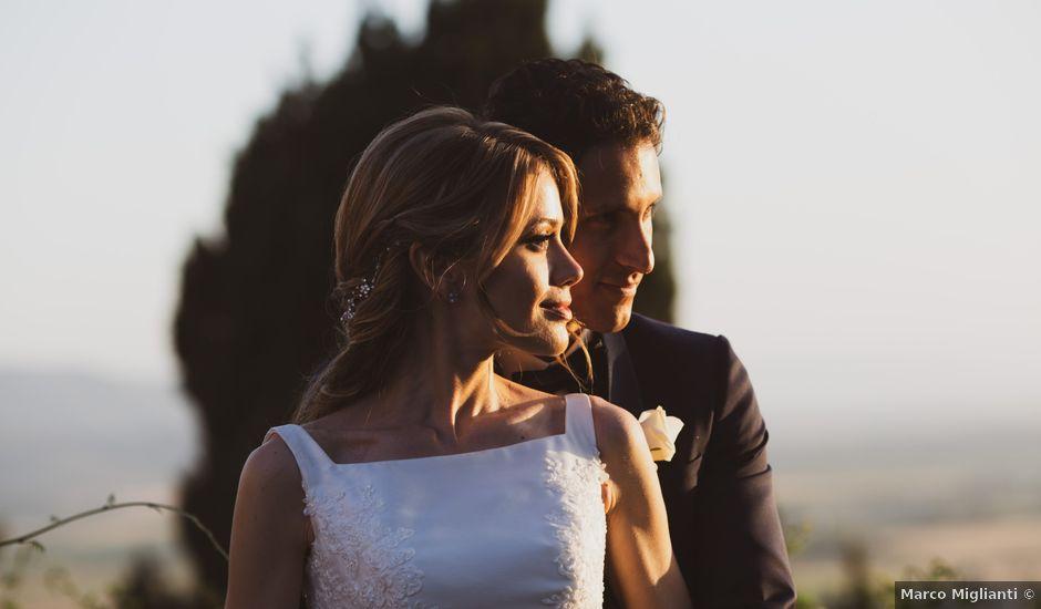 Il matrimonio di Paolo e Valeria a Manciano, Grosseto