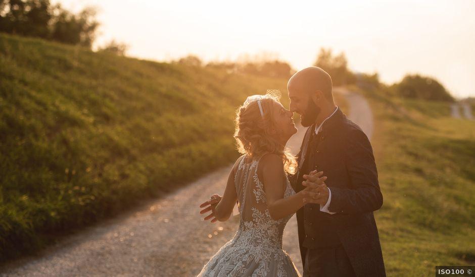 Il matrimonio di Matteo e Consuelo a Cavarzere, Venezia