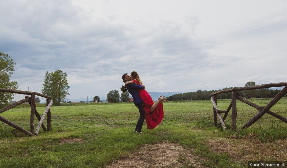 Il matrimonio di Matteo e Paola a Pistoia, Pistoia