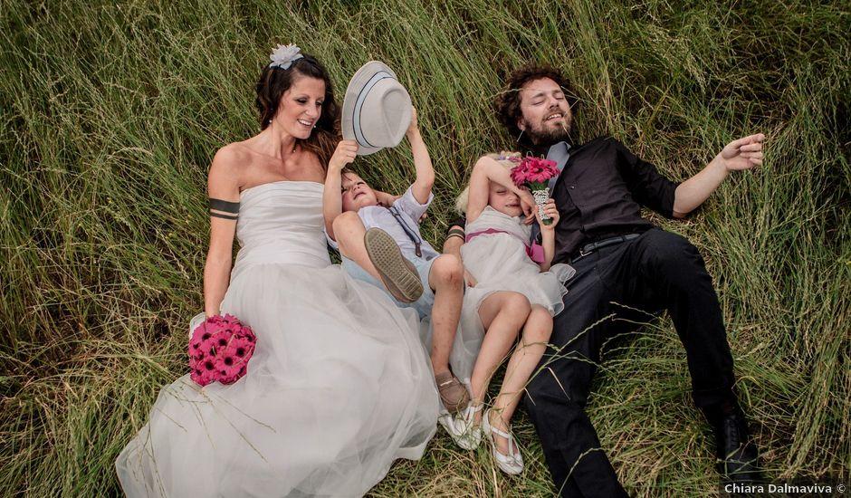 Il matrimonio di Stefano e Alessia a Cumiana, Torino