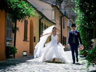 Le nozze di Erica e Maicol