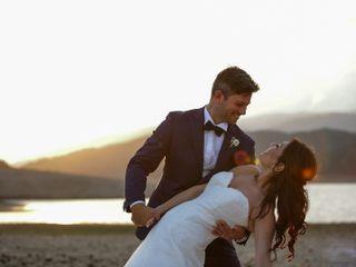 Le nozze di Roberta e Adrian