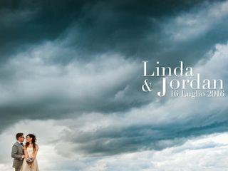 Le nozze di linda e Jordan