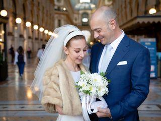 Le nozze di Roberta e Angelo