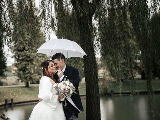 Le nozze di Serena e Ivano