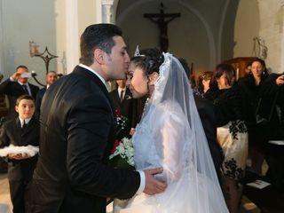 Le nozze di Mario e Sonia
