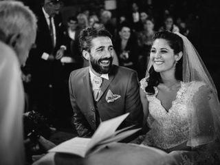 Le nozze di Costanza e Andrea
