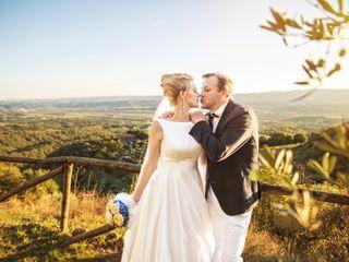 Le nozze di Olga e Massimo
