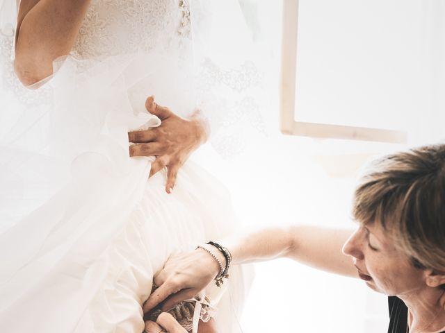 Il matrimonio di Dario e Francesca a Firenze, Firenze 19
