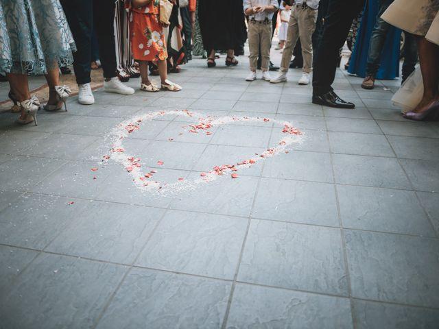 Il matrimonio di Dario e Francesca a Firenze, Firenze 20
