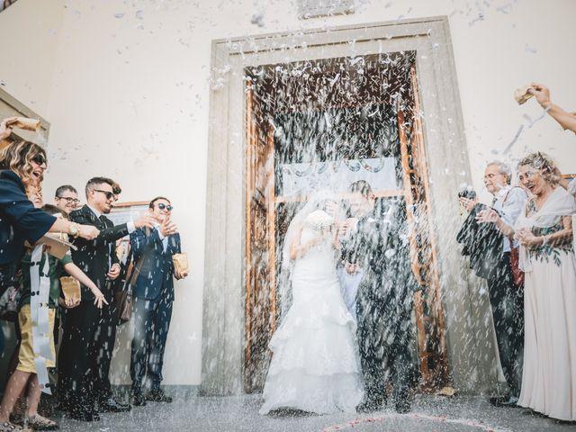 Il matrimonio di Dario e Francesca a Firenze, Firenze 22
