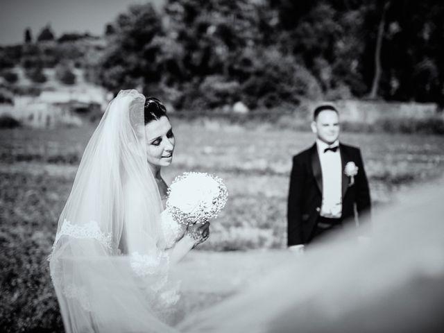 Il matrimonio di Dario e Francesca a Firenze, Firenze 24