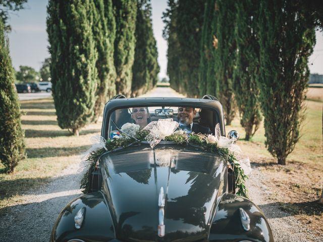 Il matrimonio di Dario e Francesca a Firenze, Firenze 26