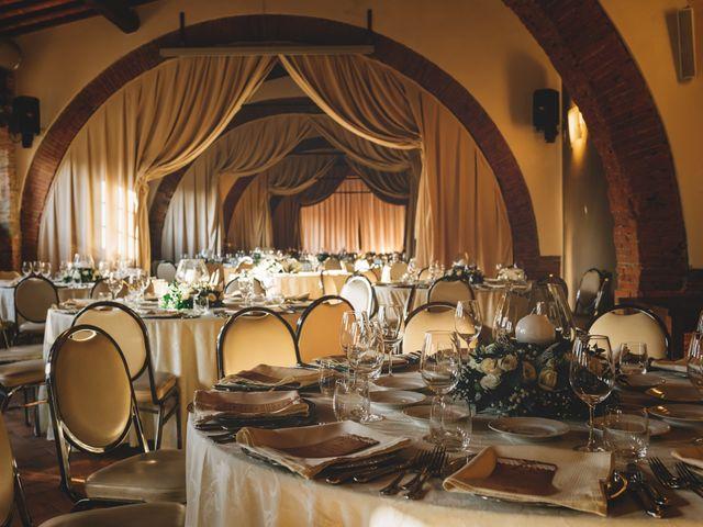 Il matrimonio di Dario e Francesca a Firenze, Firenze 45