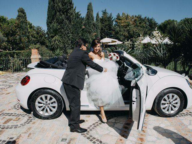 Il matrimonio di Nazareno e Fabiana a Francavilla al Mare, Chieti 14