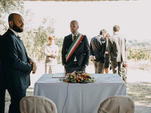 Il matrimonio di Nazareno e Fabiana a Francavilla al Mare, Chieti 17