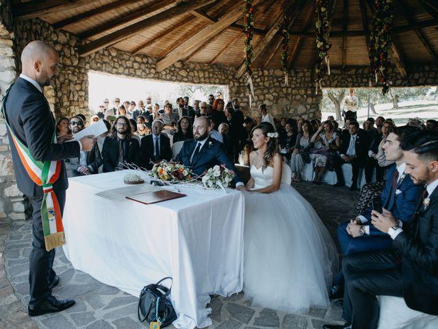 Il matrimonio di Nazareno e Fabiana a Francavilla al Mare, Chieti 21