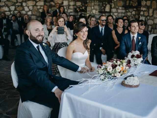 Il matrimonio di Nazareno e Fabiana a Francavilla al Mare, Chieti 27