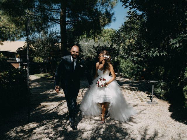 Il matrimonio di Nazareno e Fabiana a Francavilla al Mare, Chieti 38