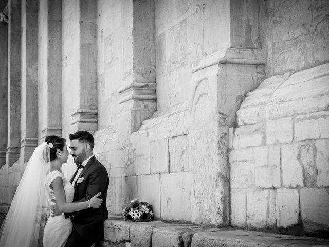 le nozze di Lucia e Roberto