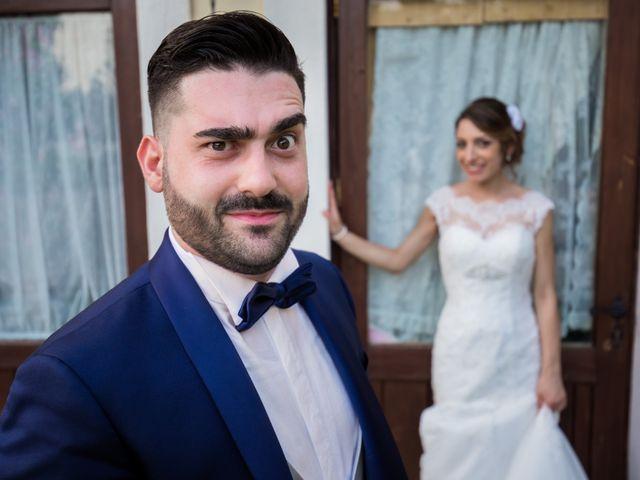 Il matrimonio di Roberto e Lucia a Troia, Foggia 37