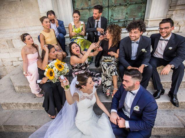 Il matrimonio di Roberto e Lucia a Troia, Foggia 17