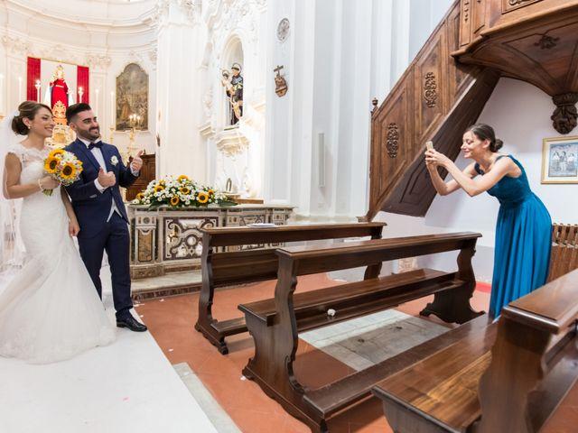 Il matrimonio di Roberto e Lucia a Troia, Foggia 49