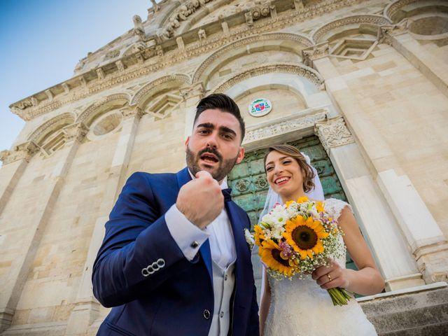 Il matrimonio di Roberto e Lucia a Troia, Foggia 18
