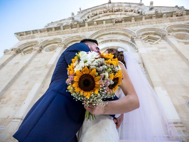 Il matrimonio di Roberto e Lucia a Troia, Foggia 52