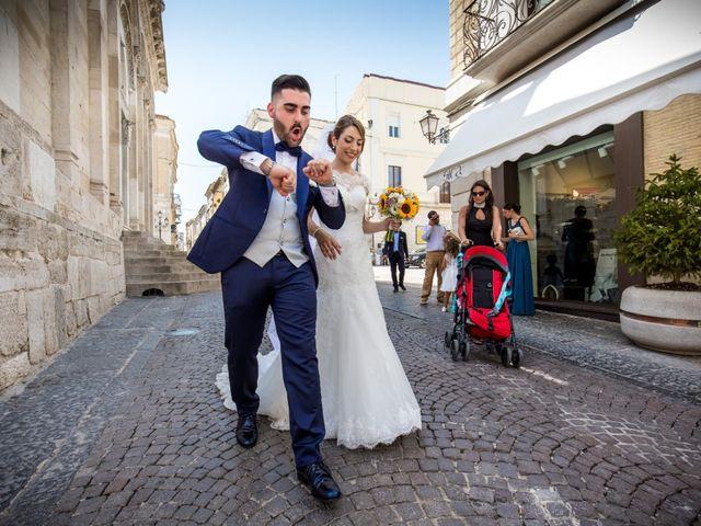 Il matrimonio di Roberto e Lucia a Troia, Foggia 53