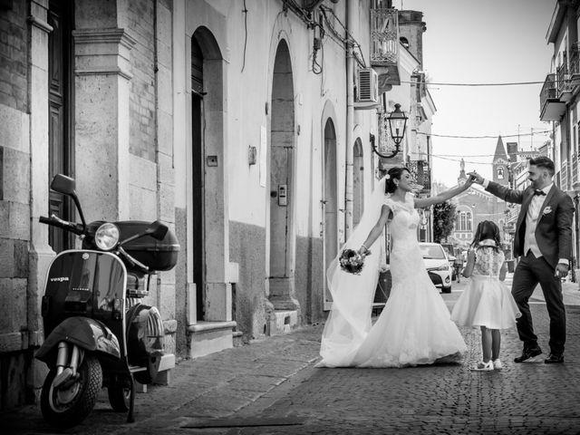 Il matrimonio di Roberto e Lucia a Troia, Foggia 60
