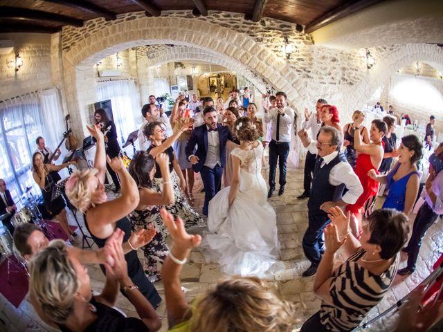 Il matrimonio di Roberto e Lucia a Troia, Foggia 68