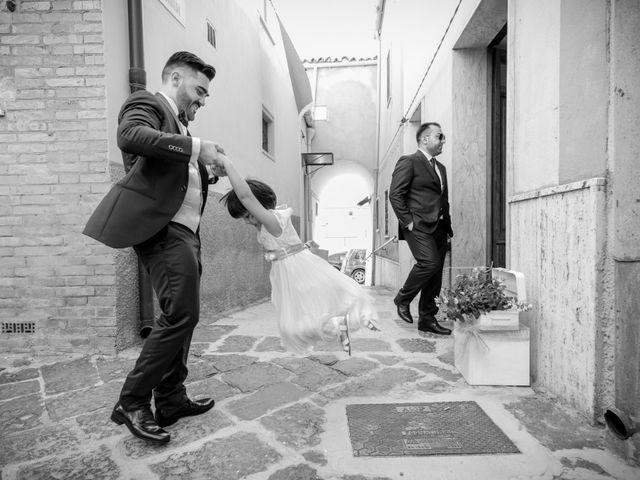 Il matrimonio di Roberto e Lucia a Troia, Foggia 73