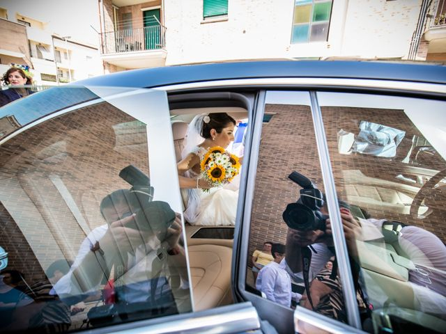 Il matrimonio di Roberto e Lucia a Troia, Foggia 84