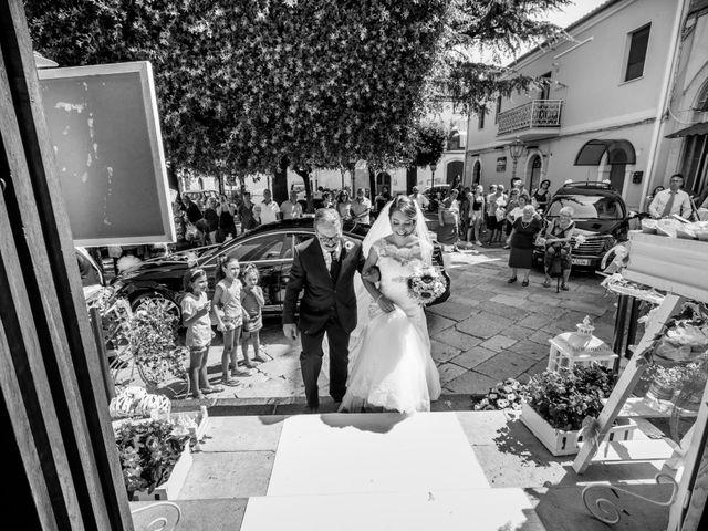 Il matrimonio di Roberto e Lucia a Troia, Foggia 85