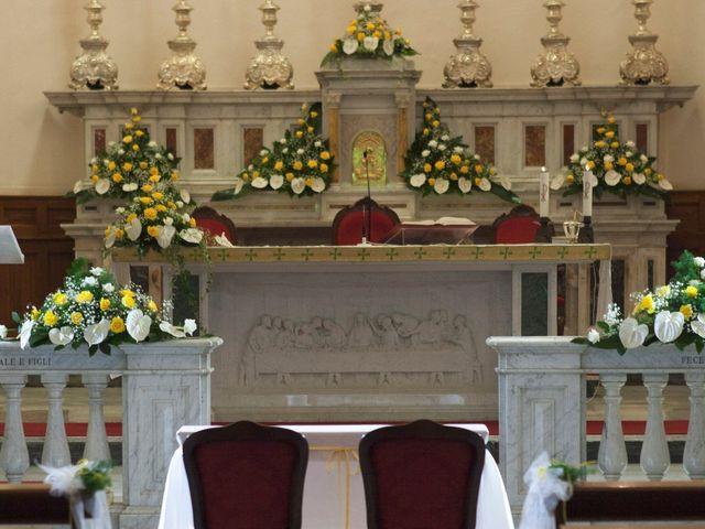 Il matrimonio di Marco e Annalisa a Tuglie, Lecce 6
