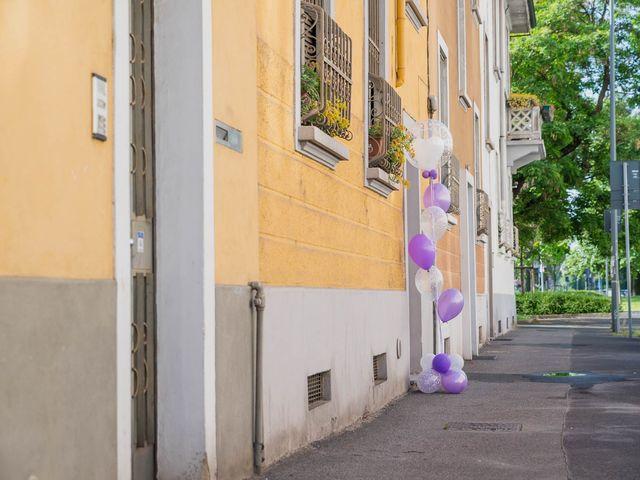 Il matrimonio di Filippo e Serena a Sulbiate, Monza e Brianza 11