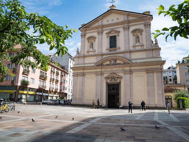 Il matrimonio di Filippo e Serena a Sulbiate, Monza e Brianza 28