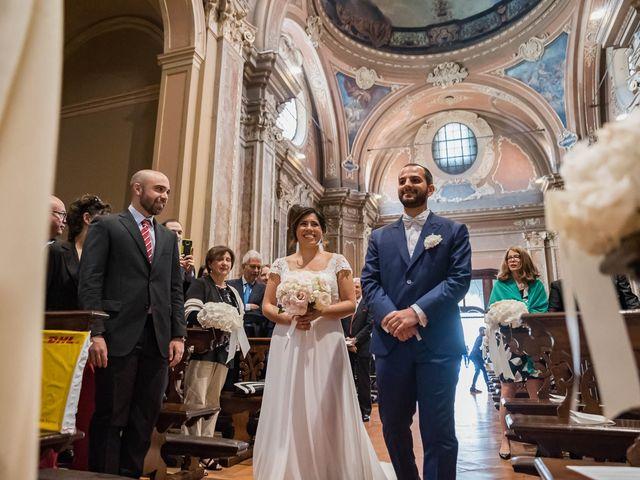 Il matrimonio di Filippo e Serena a Sulbiate, Monza e Brianza 29