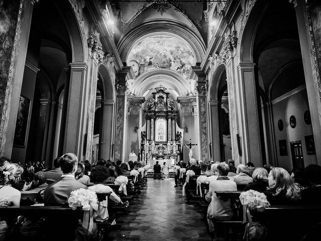 Il matrimonio di Filippo e Serena a Sulbiate, Monza e Brianza 30