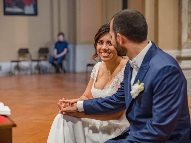 Il matrimonio di Filippo e Serena a Sulbiate, Monza e Brianza 35